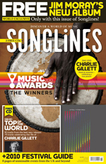 Jim Moray's new album available for free, exclusively with Songlines magazine